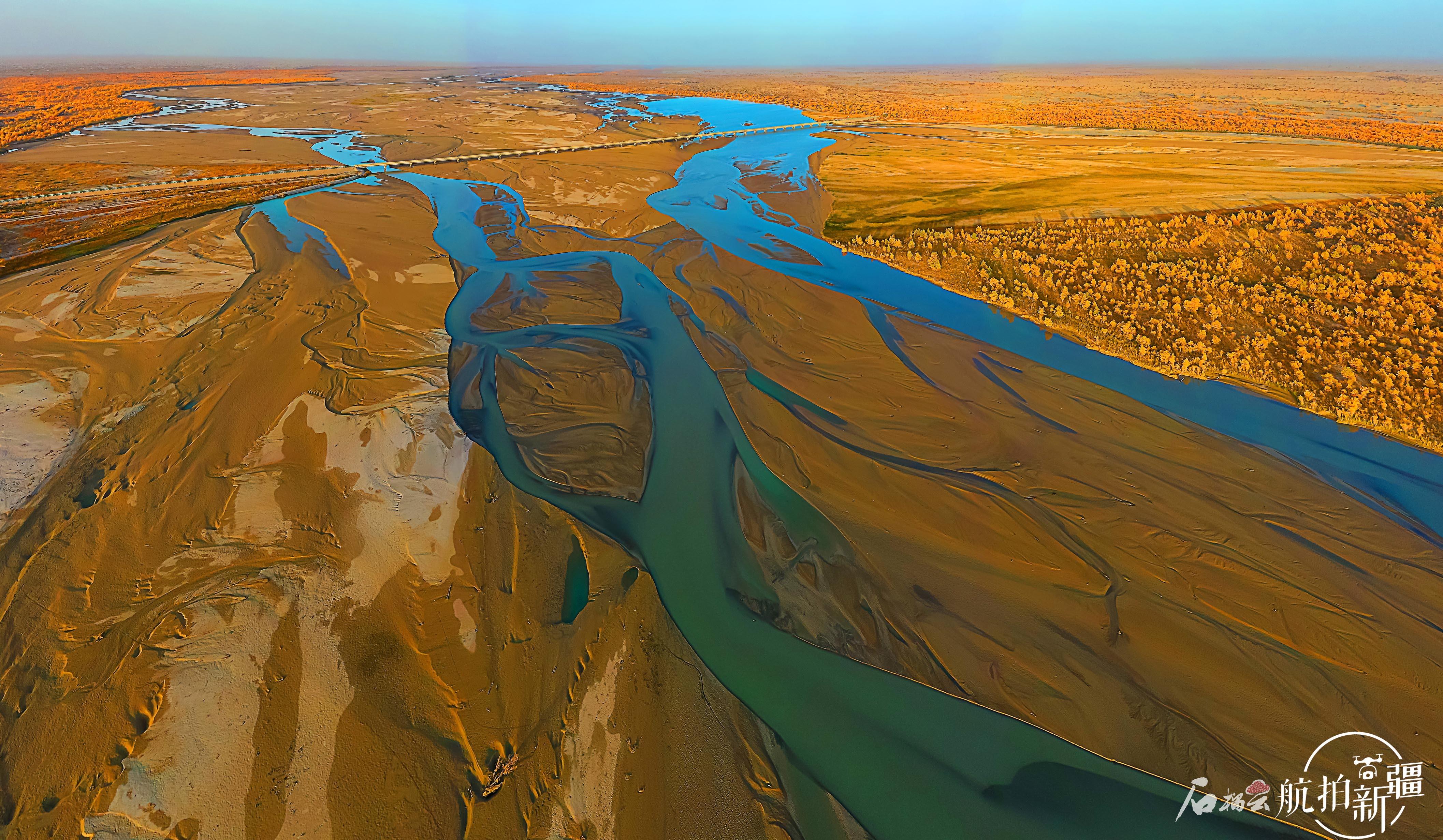 航拍新疆摄影大赛参赛作品——阿迪力·那的尔作品