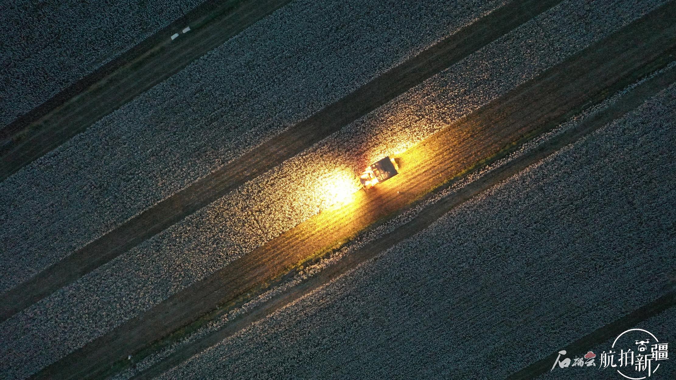 航拍新疆摄影大赛参赛作品——确·胡热作品