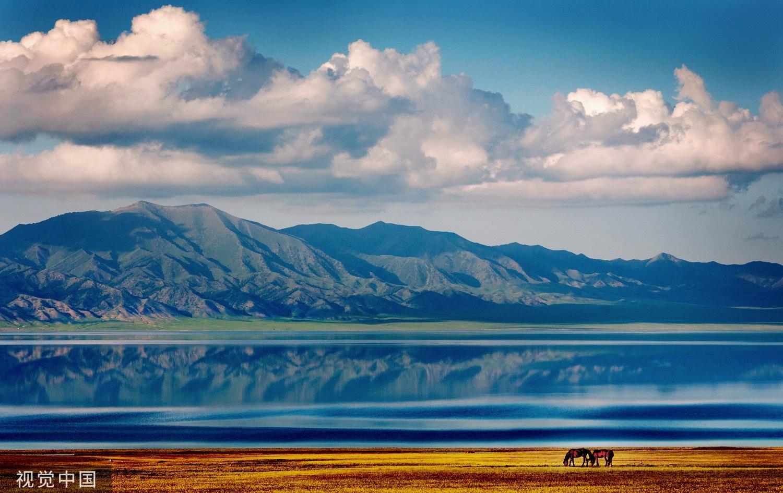 不到新疆,不知中国之大;不到赛里木湖,不知高山湖泊之壮丽。(来源:视觉中国)
